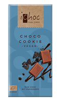 Ichoc choco cookie chokladkaka 80 gram