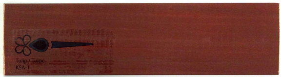 Linoljefärg TULIP Faluröd 1L