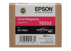 EPSON Vivid Magenta 80 ml til SC-P800