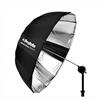 Umbrella Deep Silver M (105cm/41