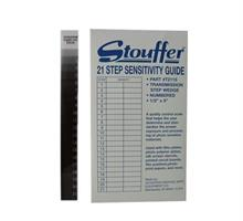 Stouffer - 21 Step S Guide