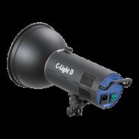 Hensel C-Light D with 150w metal vapor lamp