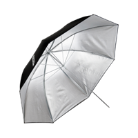 Umbrella Ultra Silver Ø 105 cm