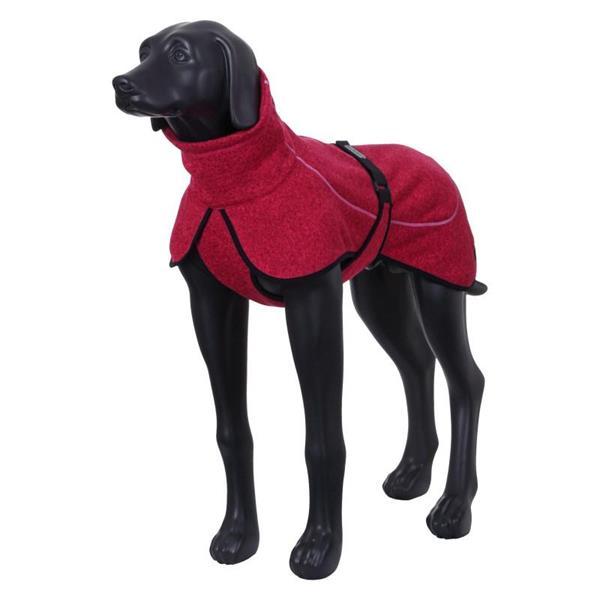 Hundtäcke Comfy Fleece Rosa 30cm