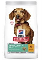 Hills Hund Adult Perfect Weight Small&Mini Chicken 1,5kg