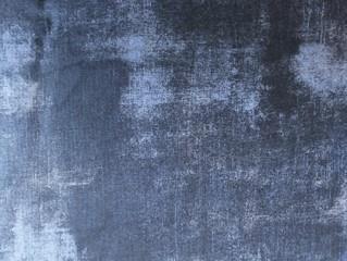 Mørk blå m/ lys blå innslag