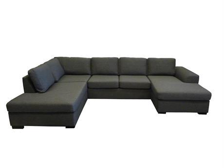 Target U-soffa Vänster
