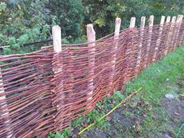 Stolpe Robinia 10-12x280cm