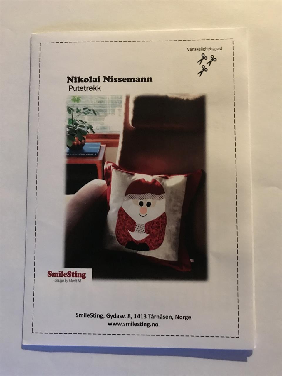 Mønster Nikolai Nissemann