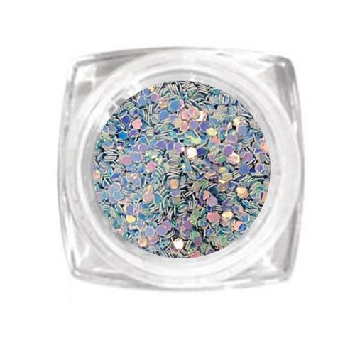 KN- Jar Glitter BLUE