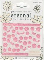DL- PA Sticker Pink Flower