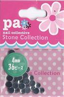 DL- Stone Silver 4mm