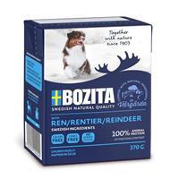 Bozita Nat.tetra BiG Reindeer 370g