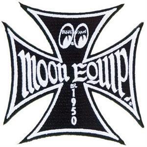 Moon järnkors tygmärke