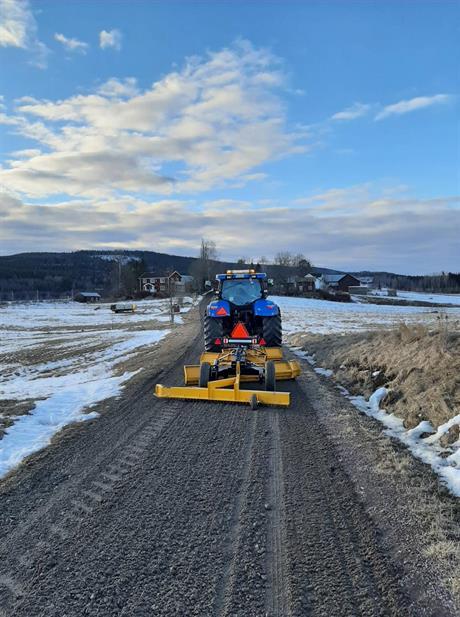 Nyheter hos Fryksdalens Jordnära våren 2021