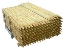 Furustolpe 8-k 10x180cm