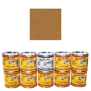 1-Shot metallic gold