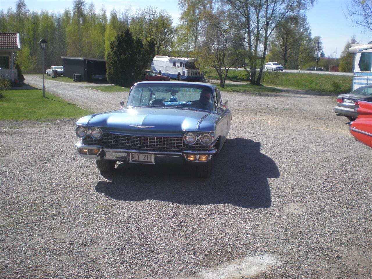 Cadillac -60 Fleetwood