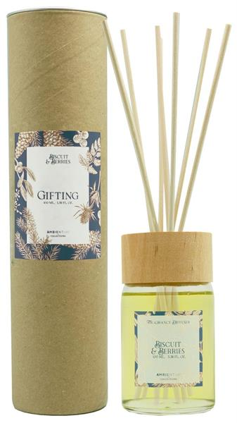 Diffuser Gifting Biscuit & Berries 100ml