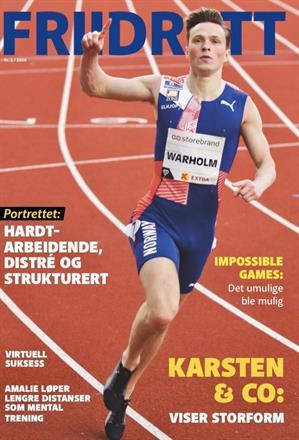 Magasinet Friidrett - utgave 3/2020