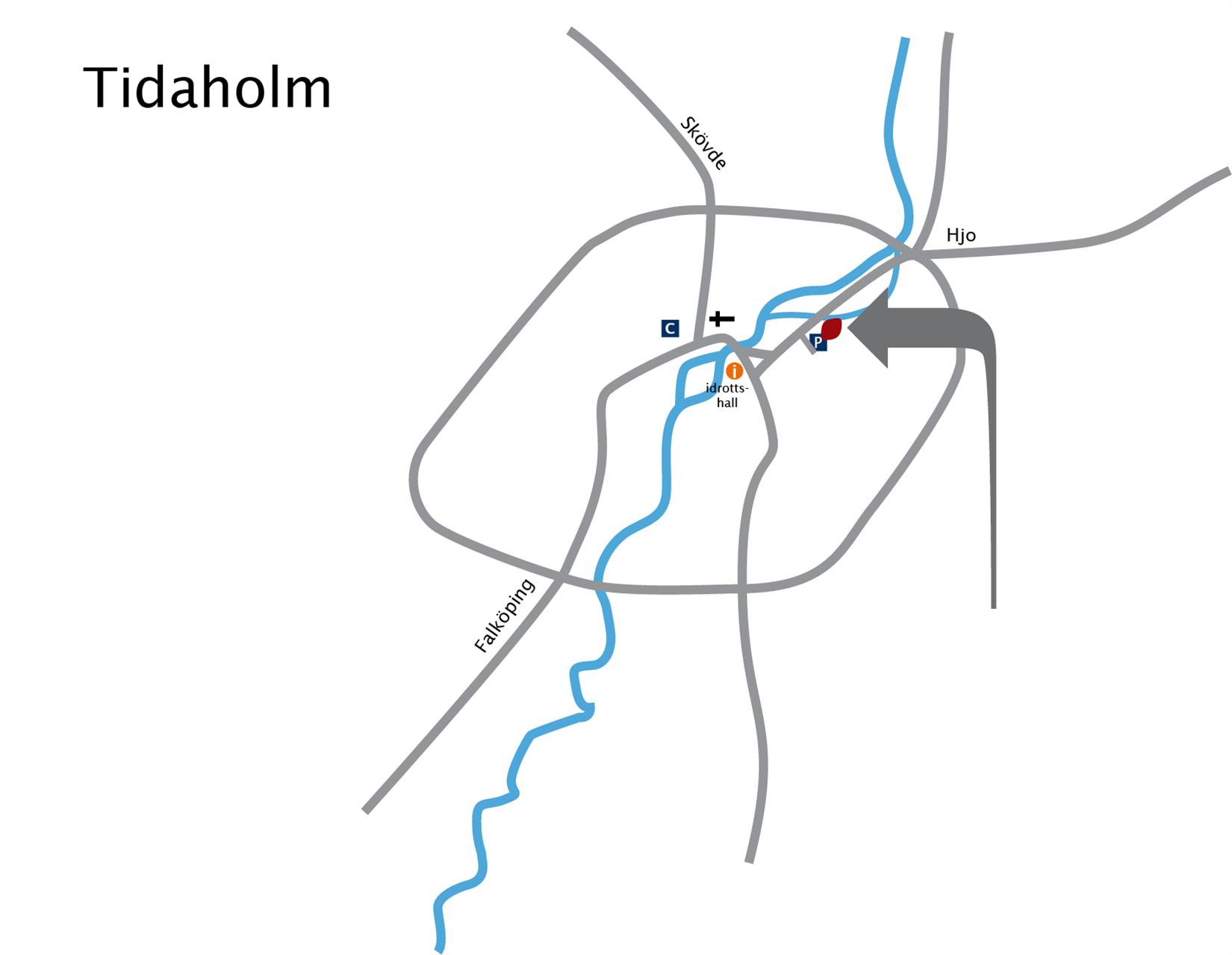 Smedjegatan 12, Tidaholm