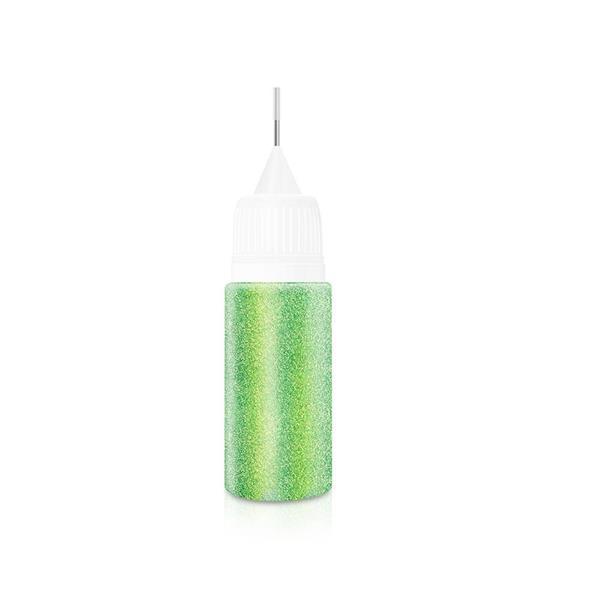 KN- Glitter Bottle #71-2 Green