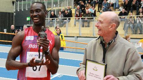 Årets navn i norsk friidrett 2011