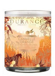 Christmas 2021 Candle Orange Cinnamon 180 gr