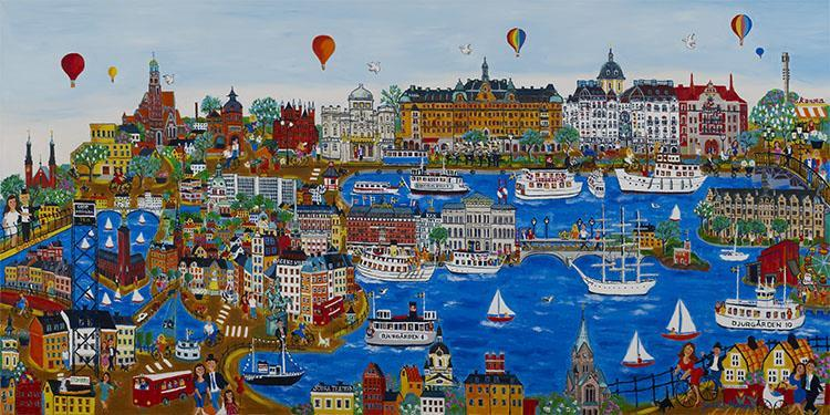 Vårt Hjärtas Stockholm