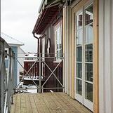 Renovering av balkonggolv och nytt smidesräcke