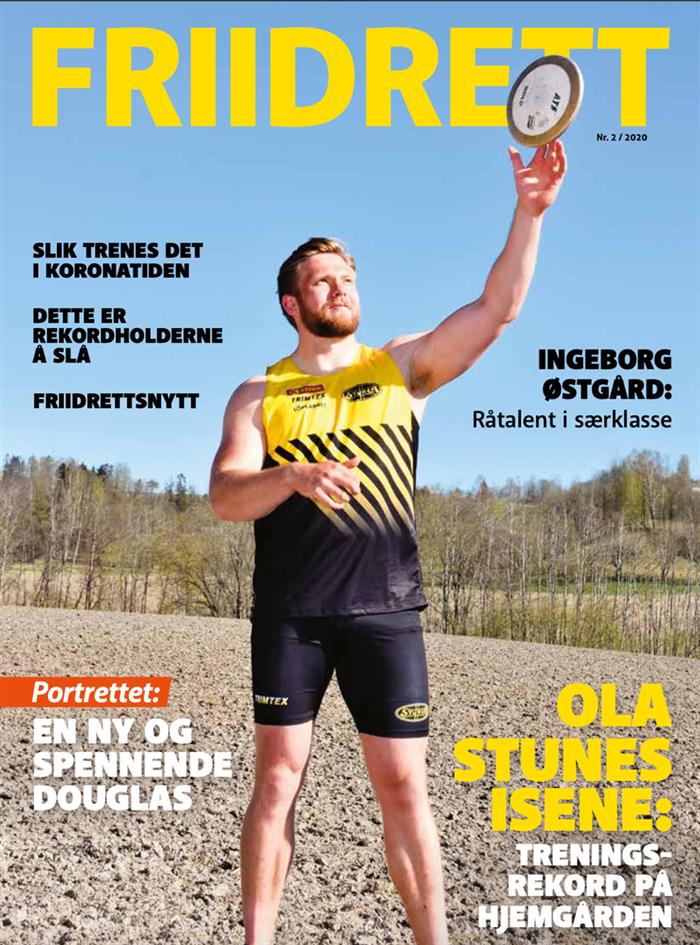 Magasinet Friidrett - utgave 2/2020