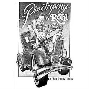 Pinstriping by Ed Roth
