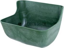 Krubba Grene 142 12,5l Svart Med Bottenplugg