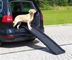 Petwalk ramp för bil plast 156x40x8cm