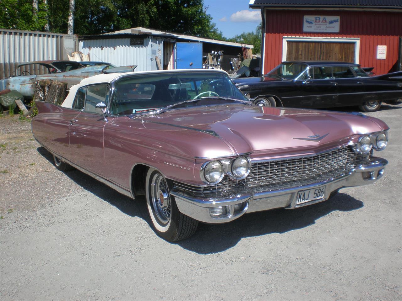 Cadillac -60 Biarritz