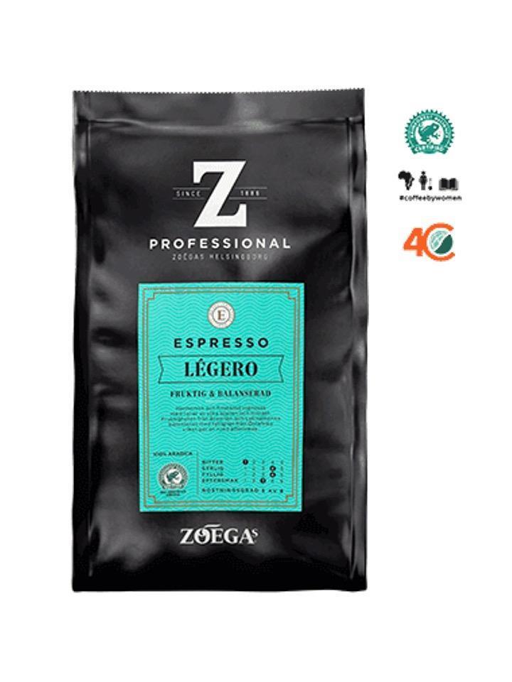 Zoégas Légero Espresso