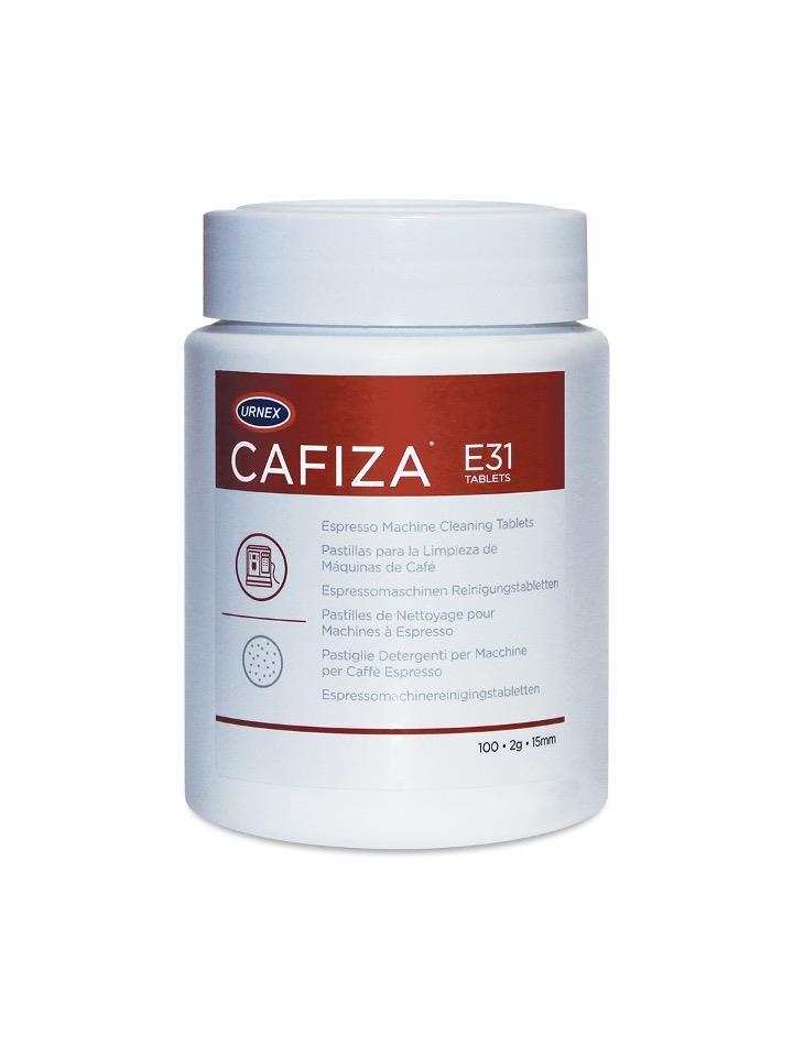 Cafiza tablett