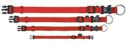 Halsbånd, Classic 35-55cm M-L rød