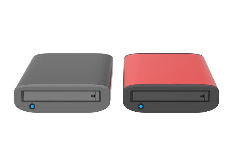 Raidon mobil 2TB SSD