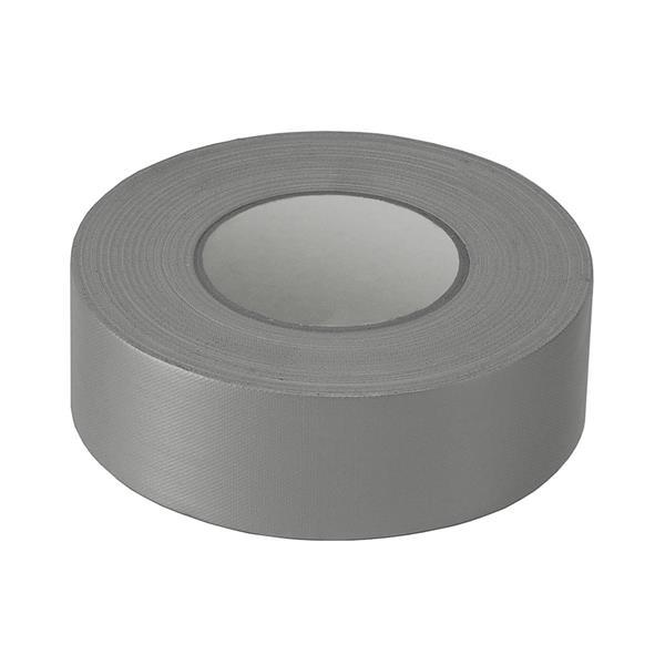 Gaffatejp 50 mtr/rle, silver