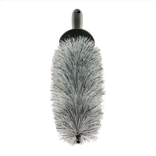 Chemical Guys Easy Reach Wheel Brush Grey