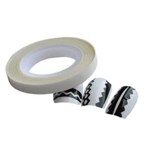 KN- Wawe-shaped Tape WHITE