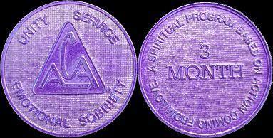 3 månaders medalj