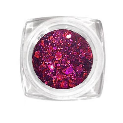 KN- Jar MIX Glitter CERICE