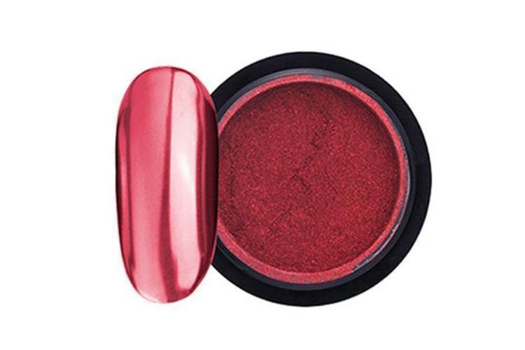 BL- Chrome Metallic Red
