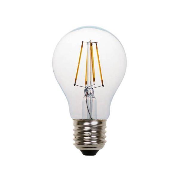 E27 4W 2700K LED-POLTTIMO