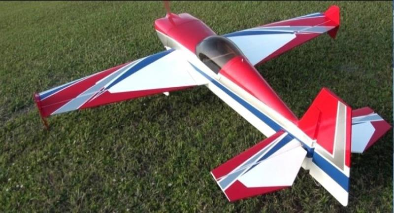 PAU Extra 330 1.5m 3D lennokki