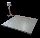 Golvvåg HCPS-5 1000x1000 inkl. HL318