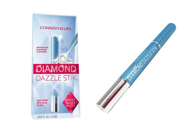 Diamond Dazzle Stik - lättanvänd rengöring till dina diamantsmycken