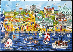 Marstrand, Västkustens pärla